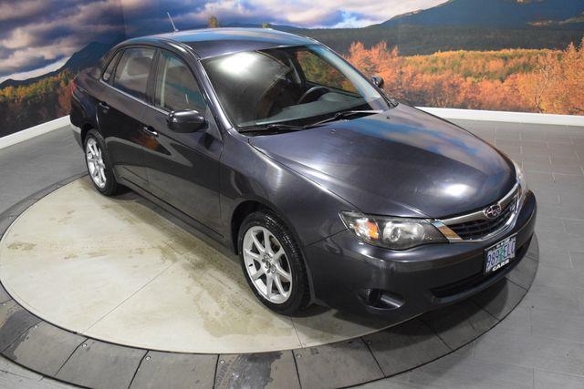 2009 Subaru Impreza 2.5i AWD 2.5i 4dr Sedan 5M