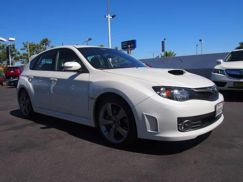 2009 subaru impreza 4d hatchback wrx sti for sale in costa mesa california classified. Black Bedroom Furniture Sets. Home Design Ideas