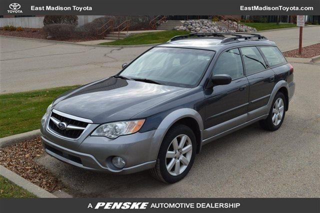 Roof Repair Madison Wi 2009 Subaru Outback Wagon 4dr H4 Automatic 2.5i Special ...