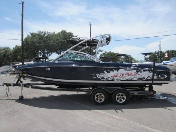 2009 supra launch 24 ssv for sale in austin texas classified. Black Bedroom Furniture Sets. Home Design Ideas