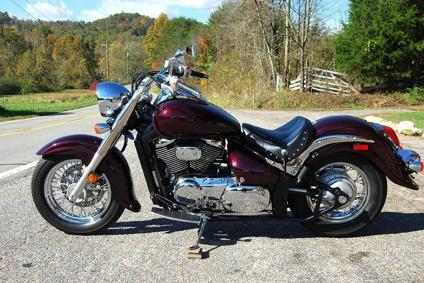 2009 Suzuki Boulevard C50 C 50 Volusia - Clean Low