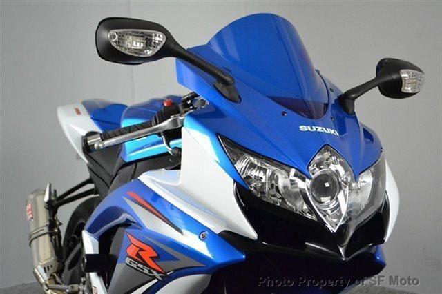 2009 Suzuki GSXR 750 GSX-R750 Very clean bike!