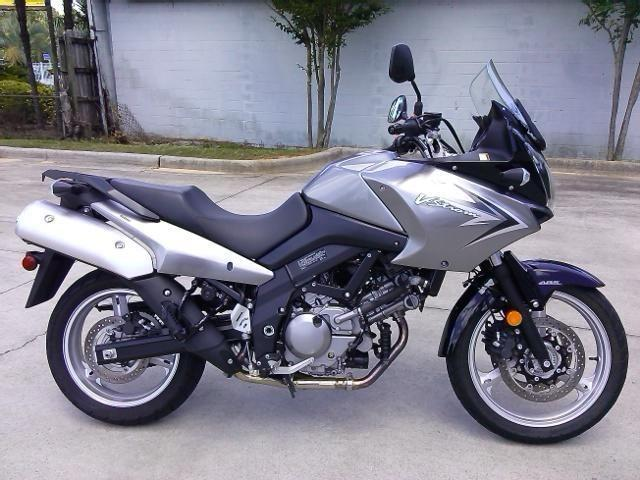 2009 suzuki v strom 650 abs only 2462 miles for sale in mobile alabama classified. Black Bedroom Furniture Sets. Home Design Ideas