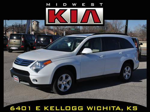 2009 suzuki xl7 suv awd luxury for sale in wichita kansas. Black Bedroom Furniture Sets. Home Design Ideas