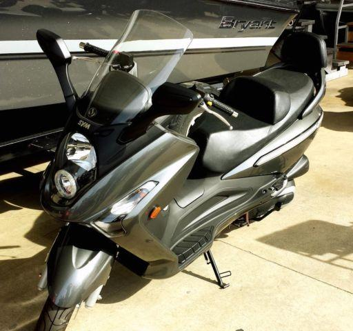 2009 Sym Rv 250 New For Sale In Chattanooga Tennessee