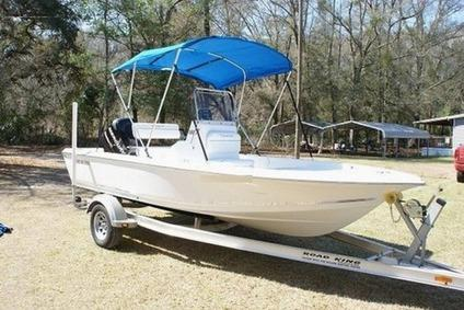 2009 Tidewater 1800 with 90 Hp Mercury