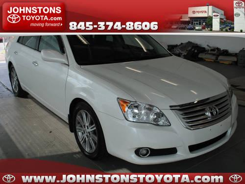 2009 toyota avalon 4 dr sedan limited for sale in new hampton new york classified. Black Bedroom Furniture Sets. Home Design Ideas