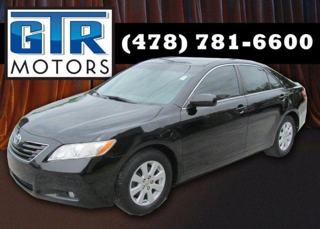 2009 toyota camry 4 door sedan xle for sale in macon georgia classified. Black Bedroom Furniture Sets. Home Design Ideas