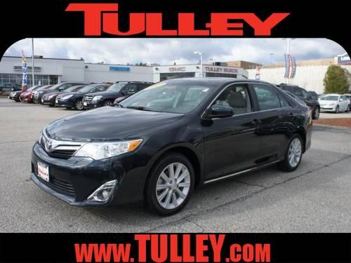 2009 toyota camry 4 dr sedan xle for sale in manchester new hampshire classified. Black Bedroom Furniture Sets. Home Design Ideas