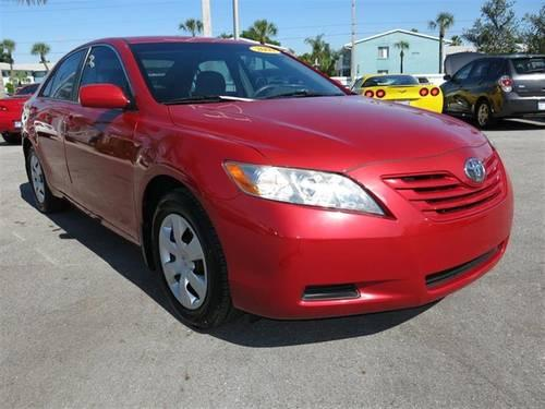 2009 toyota camry 4dr sdn i4 auto le for sale in bradenton florida classified. Black Bedroom Furniture Sets. Home Design Ideas