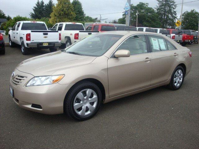 2009 Toyota Camry for Sale in Aberdeen, Washington ...
