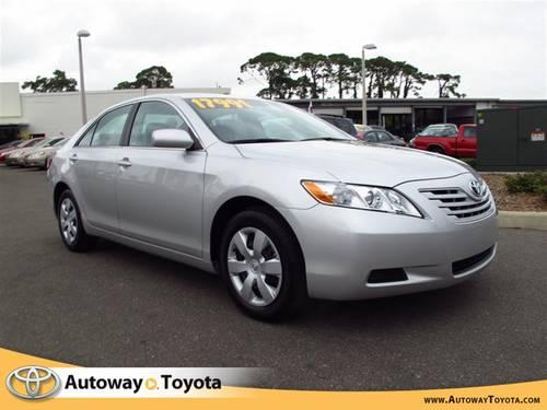 2009 toyota camry for sale in pinellas park florida classified. Black Bedroom Furniture Sets. Home Design Ideas