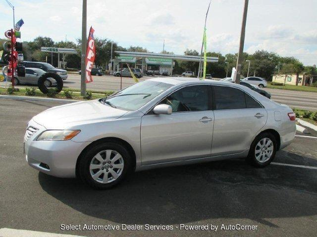 2009 TOYOTA CAMRY BASE 2.4L Automatic FWD 4DR