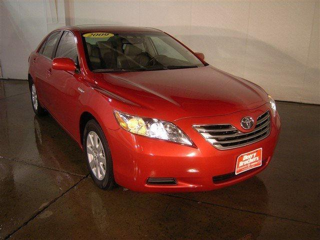 2009 toyota camry hybrid for sale in west burlington iowa classified. Black Bedroom Furniture Sets. Home Design Ideas