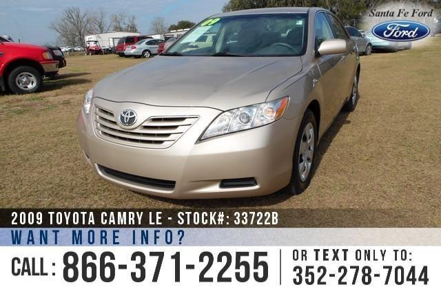 2009 Toyota Camry LE - 55K Miles - Financing Available!