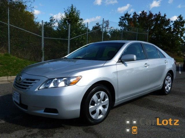 2009 toyota camry le for sale in midlothian virginia classified. Black Bedroom Furniture Sets. Home Design Ideas