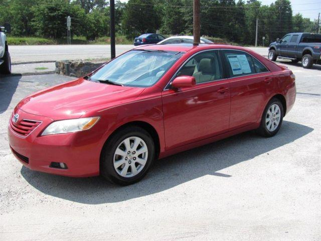 2009 toyota camry le se xle for sale in macon georgia classified. Black Bedroom Furniture Sets. Home Design Ideas