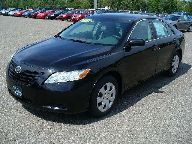 2009 toyota camry le for sale in marquette michigan. Black Bedroom Furniture Sets. Home Design Ideas