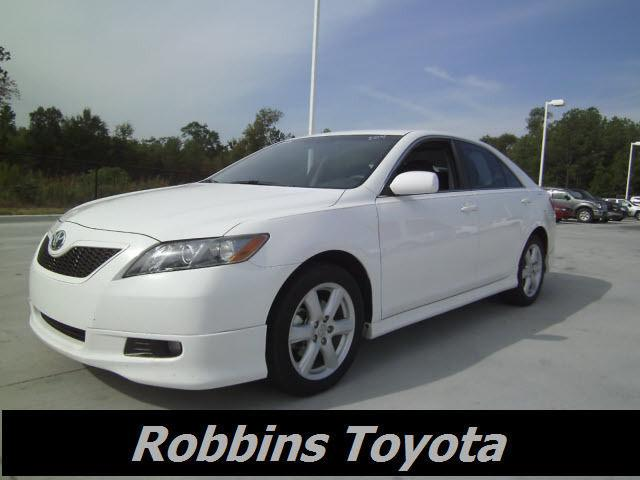 2009 toyota camry se for sale in nash texas classified. Black Bedroom Furniture Sets. Home Design Ideas