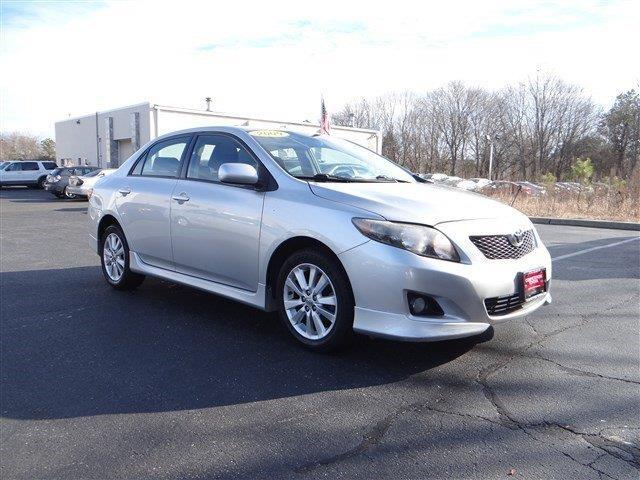 2009 toyota corolla base 4dr sedan 5m for sale in middle island new york classified. Black Bedroom Furniture Sets. Home Design Ideas