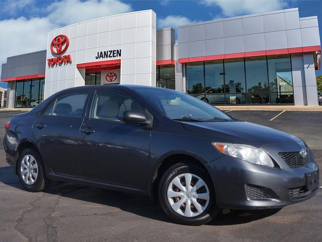 2009 Toyota Corolla Base Base 4dr Sedan 5M