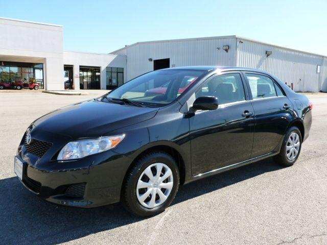 2009 toyota corolla le for sale in midlothian virginia classified. Black Bedroom Furniture Sets. Home Design Ideas