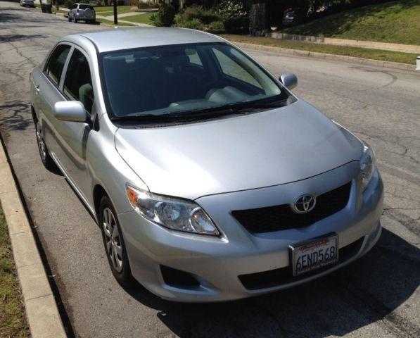 2009 toyota corolla le for sale in glendale california classified. Black Bedroom Furniture Sets. Home Design Ideas