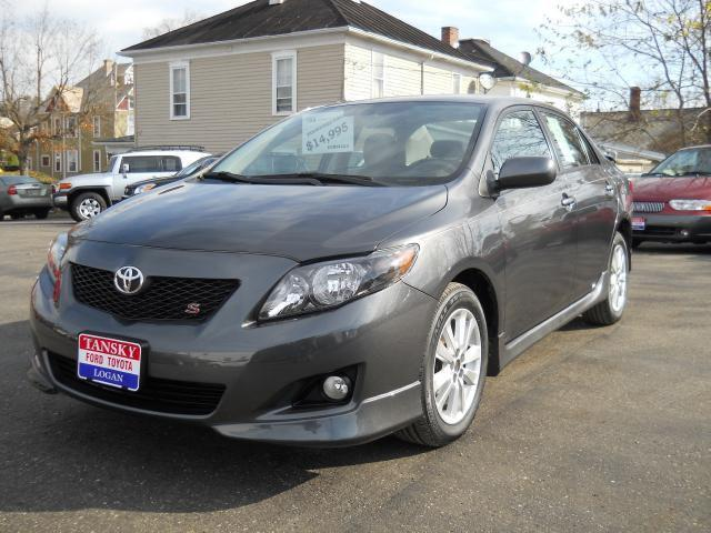2009 toyota corolla s for sale in logan ohio classified. Black Bedroom Furniture Sets. Home Design Ideas