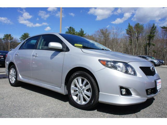 2009 toyota corolla s raynham ma for sale in raynham massachusetts classified. Black Bedroom Furniture Sets. Home Design Ideas