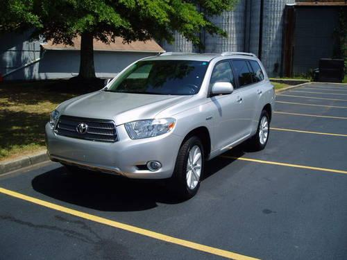 2009 toyota highlander hybrid limited for sale in easley. Black Bedroom Furniture Sets. Home Design Ideas