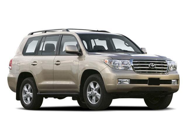 2009 Toyota Land Cruiser Base AWD 4dr SUV