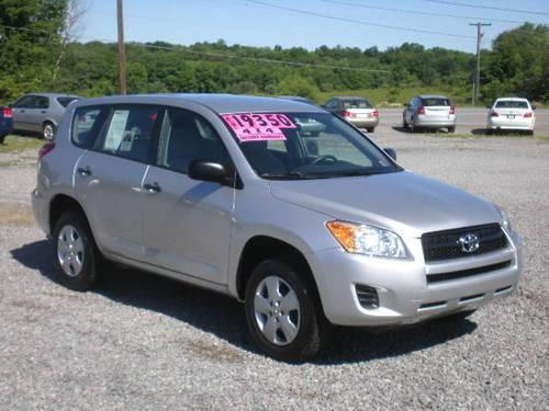 2009 toyota rav4 i4 4wd for sale in butler pennsylvania classified. Black Bedroom Furniture Sets. Home Design Ideas