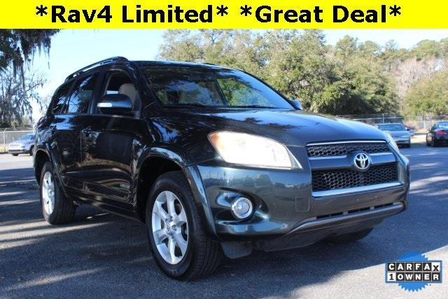 2009 Toyota RAV4 Limited Limited 4dr SUV w/ Third Row