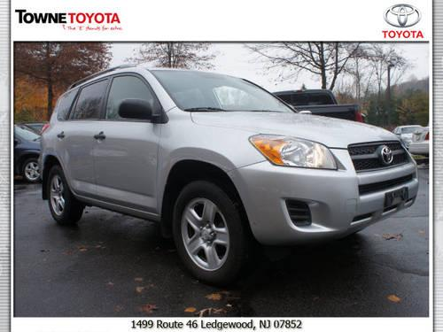 2009 toyota rav4 suv 4x4 for sale in ledgewood new jersey. Black Bedroom Furniture Sets. Home Design Ideas