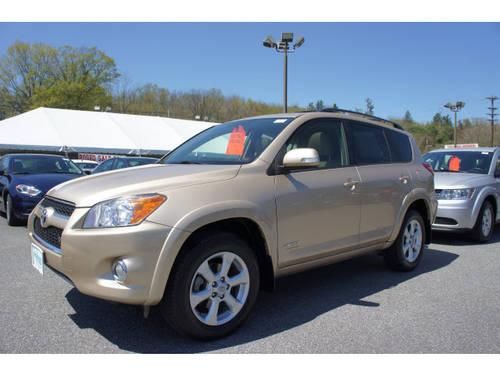 2009 toyota rav4 suv 4x4 limited for sale in beemerville. Black Bedroom Furniture Sets. Home Design Ideas