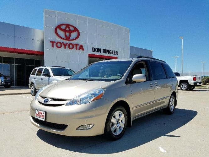 2009 toyota sienna xle xle 7 passenger 4dr mini van for sale in temple texas classified. Black Bedroom Furniture Sets. Home Design Ideas
