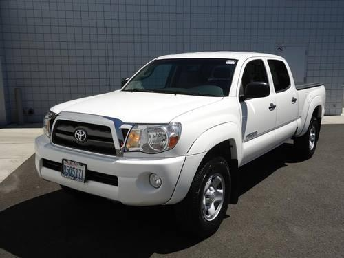 2009 toyota tacoma 4 door crew cab short bed truck base for sale in spokane washington. Black Bedroom Furniture Sets. Home Design Ideas
