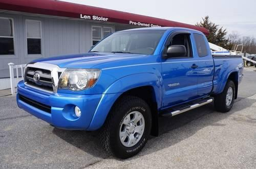 2009 toyota tacoma access cab prerunner prerunner for sale in carrollton maryland classified. Black Bedroom Furniture Sets. Home Design Ideas