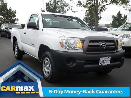 2009 Toyota Tacoma Base 4x2 Base 2dr Regular Cab 6.1