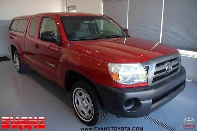 2009 Toyota Tacoma Base 4x2 Base 4dr Access Cab 6.1 ft.