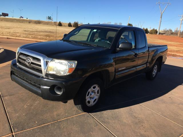 2009 toyota tacoma base 4x2 base 4dr access cab 6 1 ft sb. Black Bedroom Furniture Sets. Home Design Ideas