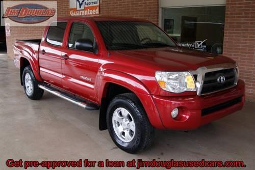 2009 toyota tacoma crew cab prerunner red 36k miles awesome truck for sale in high springs. Black Bedroom Furniture Sets. Home Design Ideas