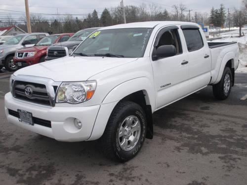 2009 toyota tacoma double cab 4x4 v6 for sale in new hampton new york classified. Black Bedroom Furniture Sets. Home Design Ideas