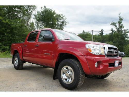 2009 toyota tacoma double cab 4x4 v6 for sale in raynham massachusetts classified. Black Bedroom Furniture Sets. Home Design Ideas