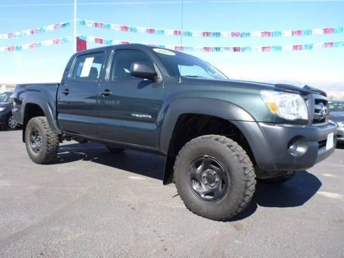 2009 toyota tacoma double cab at for sale in delta colorado classified. Black Bedroom Furniture Sets. Home Design Ideas