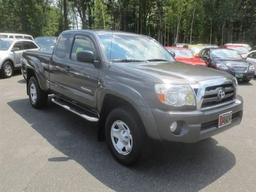 2009 toyota tacoma extended cab pickup 4wd access v6 at natl for sale in mendon massachusetts. Black Bedroom Furniture Sets. Home Design Ideas