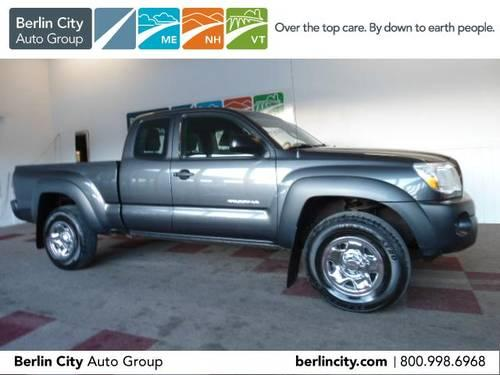 2009 toyota tacoma pk extcab pickup 4x4 extcab for sale in gorham new hampshire classified. Black Bedroom Furniture Sets. Home Design Ideas