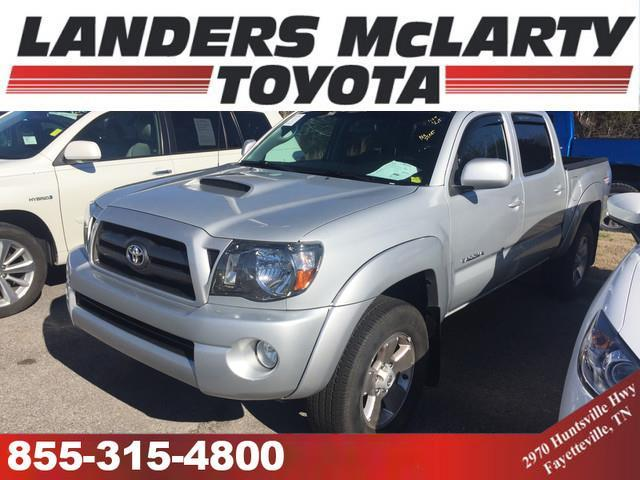 2009 Toyota Tacoma Prerunner V6 4x2 4dr Double Cab 50 Ft Autos Post