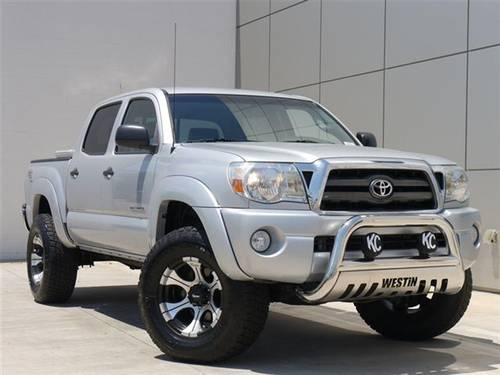 2009 toyota tacoma truck 4wd double v6 at 4x4 truck for sale in fayetteville north carolina. Black Bedroom Furniture Sets. Home Design Ideas