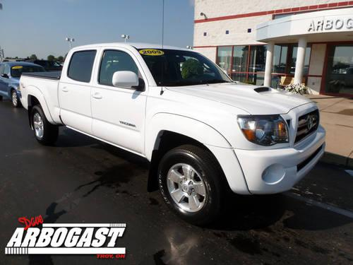2009 toyota tacoma truck crew cab prerunner sr5 for sale in troy ohio classified. Black Bedroom Furniture Sets. Home Design Ideas